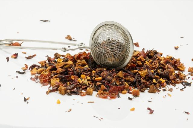 Réutilisez votre thé